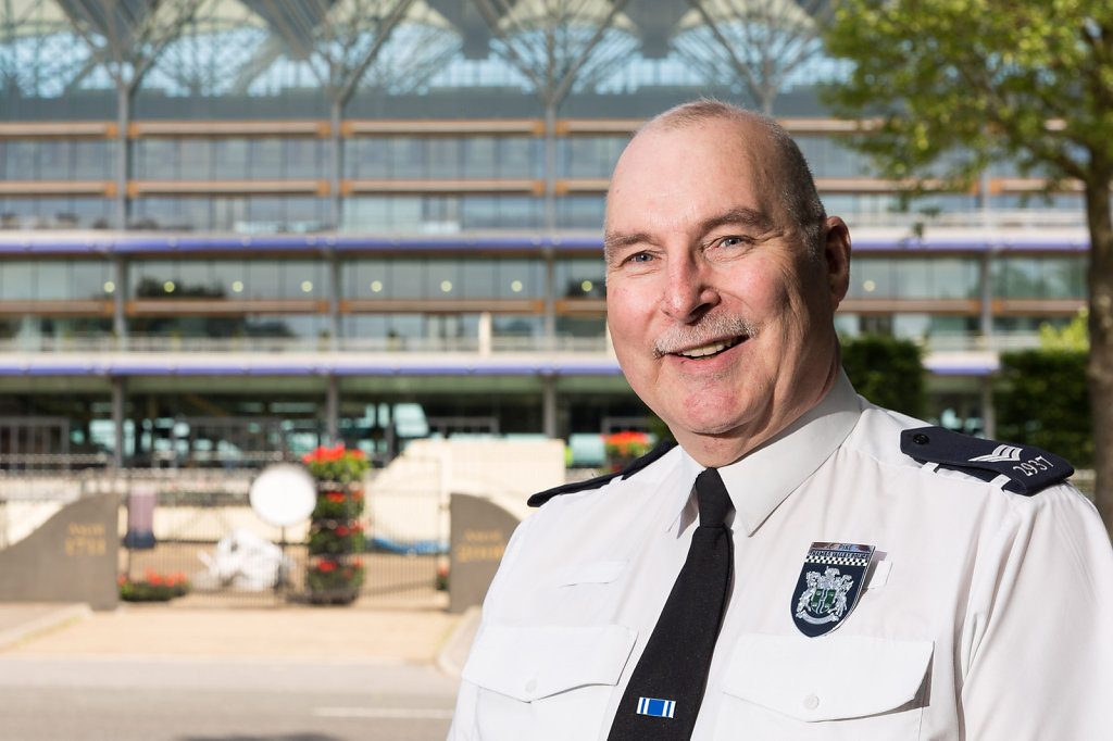 PC Colin Pike, Thames Valley Police Community Police Officer of